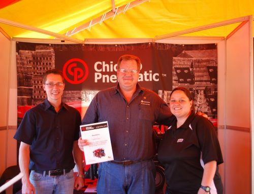 Chicago Pneumatic grows stronger with MTE