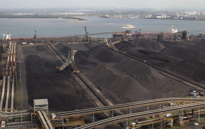 MTE The Richards Bay Coal Terminal located in KwaZulu-Natal.