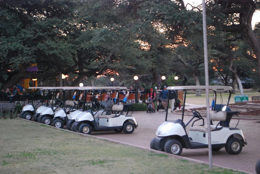 Kathu Golf Day 2018