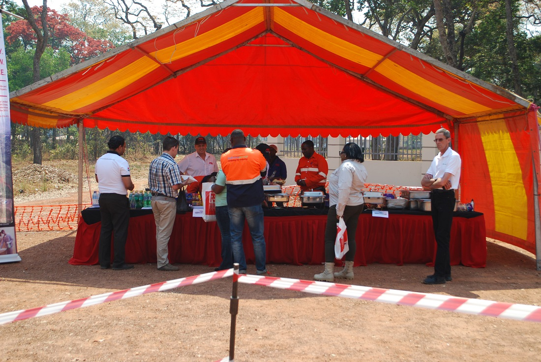 HOME - Mining and Technical Exhibitions taking the