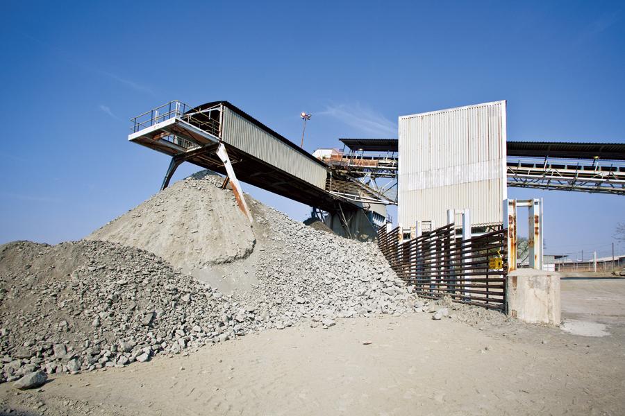 Lonmin Platinum Mine