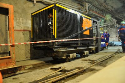 Rand-Air has a variety of machines suitable for mining operations. Image credit: Rand-Air
