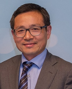 SKF Senior Scientist, Junbiao Lai. Image credit:SKF