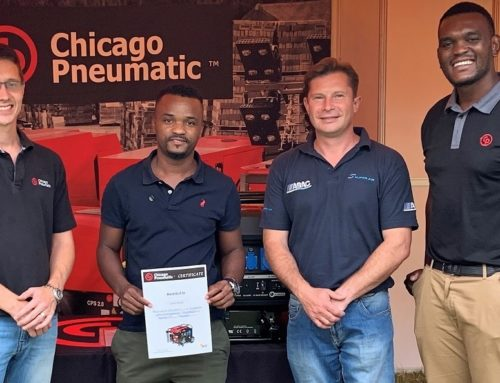 Chicago Pneumatic continues to support MTE into 2019