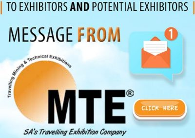 Message from MTE