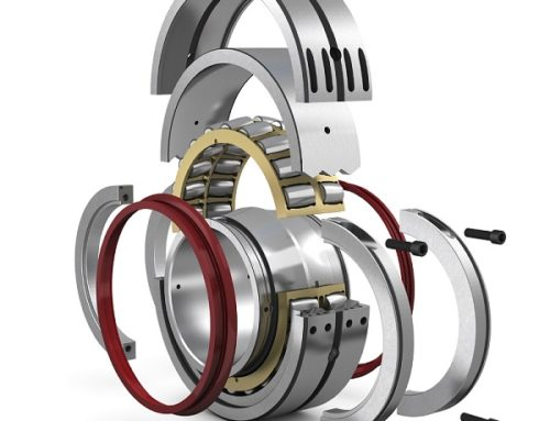 Robust, reliable roller bearings launched