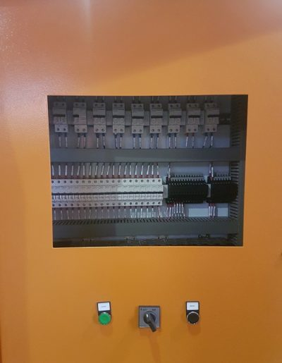 The Programmable Logix Controller from Becker Mining South Africa's energy division. Image credit: Becker Mining South Africa