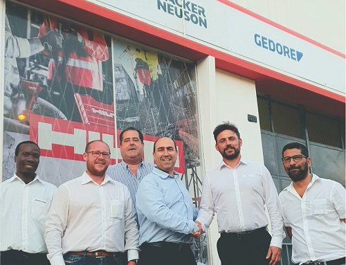 Wacker Neuson enters Mozambican market