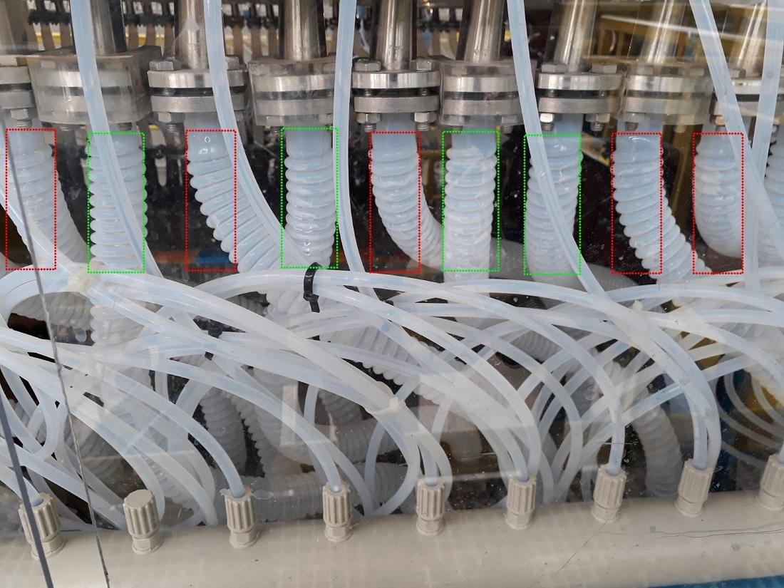 Fluid flow detection for the autonomous plant start-up challenge. Image credit: thyssenkrupp