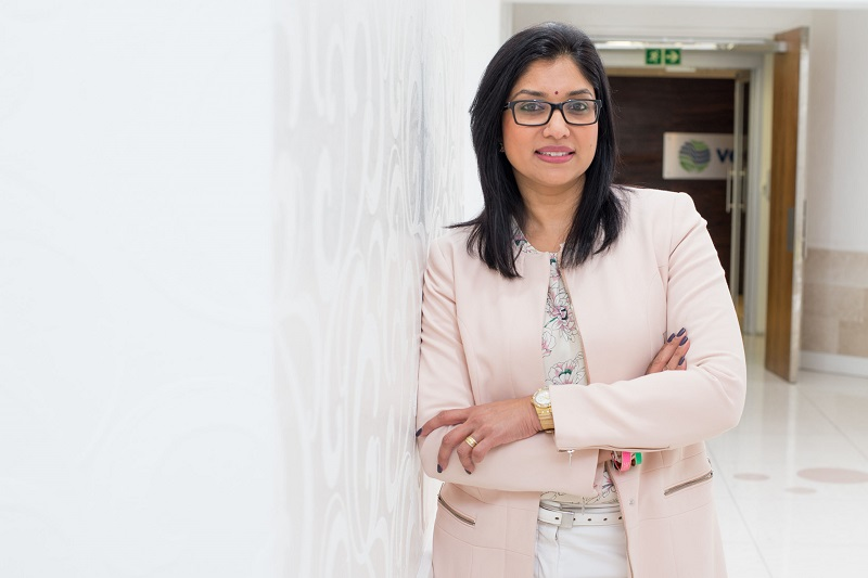 Vedanta Zinc CEO, Deshnee Naidoo, was among the speakers at the 2019 Mining Indaba. Image credit: Mining Indaba