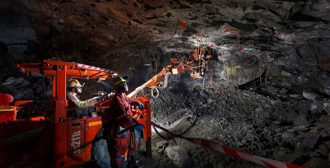 Royal Bafokeng Platinum has various underground mines with lots of platinum reserves.