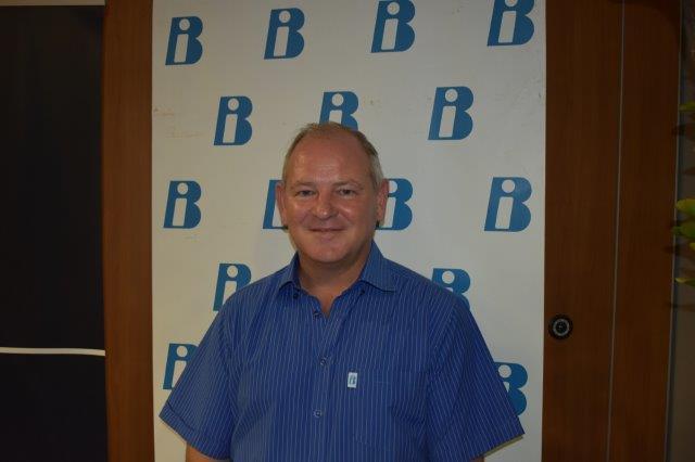 Bearings International's marketing manager, Victor Strobel. Image credit: Bearings International