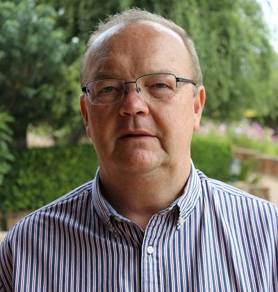 Nico Pienaar is the ASPASA director. Image credit: ASPASA