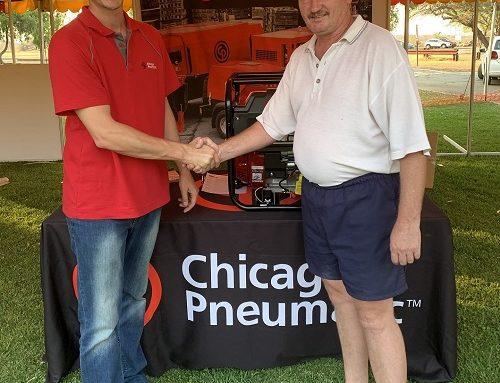 More success for Chicago Pneumatic