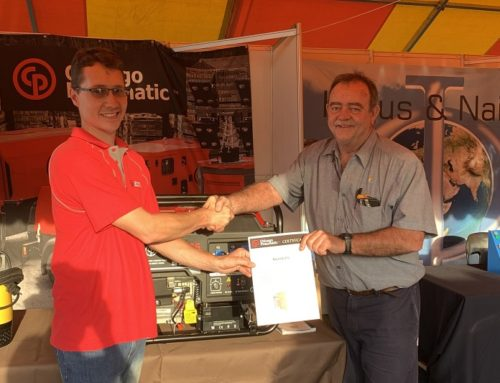 Chicago Pneumatic coasts to another successful show at Richards Bay