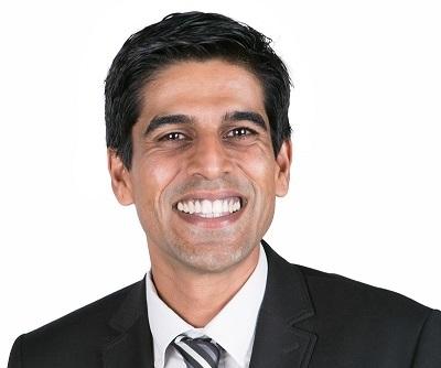 Hemant Harie, managing director at Gabsten Technologies. Image credit: Gabsten Technologies