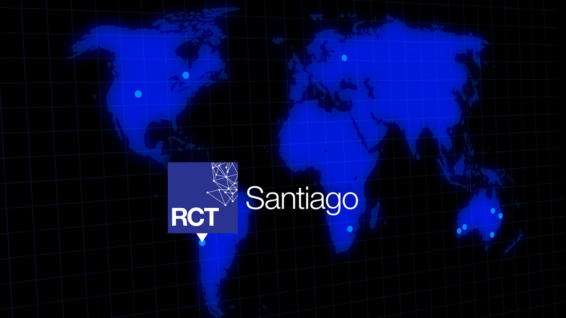 RCT's new offices in Chile will be located in Santiago. Image credit: RCT