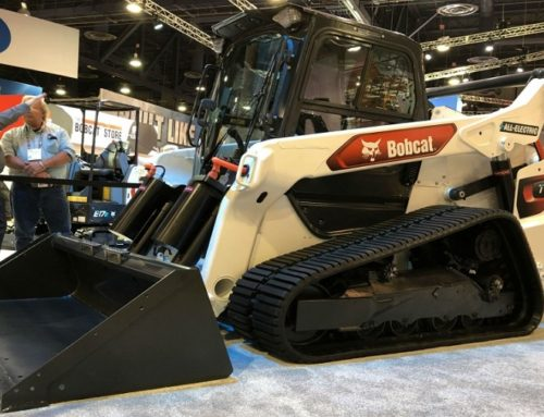 Bobcat unveils all-electric compact track loader concept at CONEXPO