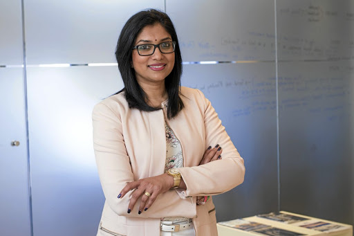 Deshnee Naidoo, CEO, Vedanta Zinc International, and the Minerals Council board member championing this initiative. Image credit: The Business Telegraph