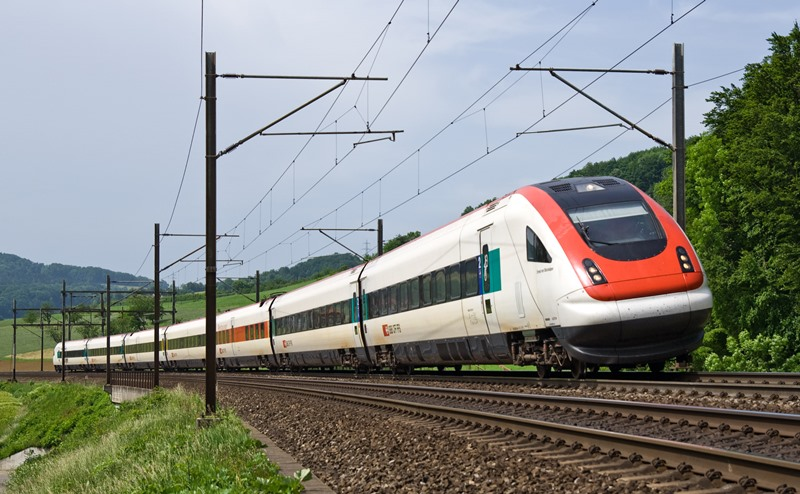 The US plans to link Zambia, Zimbabwe, and with a network of high-speed trains. Image credit: Taarifa