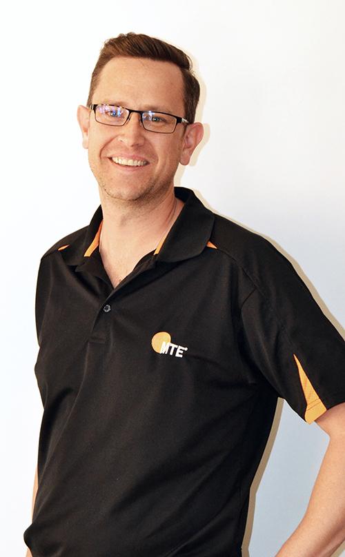 Andrew Macnamara, director of MTE. Image credit: MTE