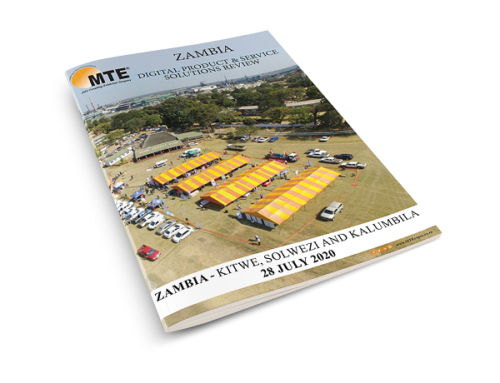 Digital Product & Service Solutions Review – MTE Zambia: 28 July 2020