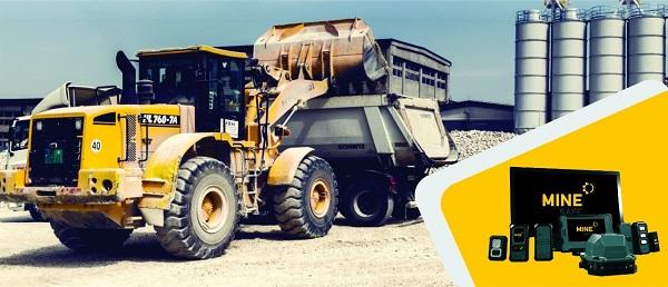 Mine Safe PAT (Proximity Awareness Technology)