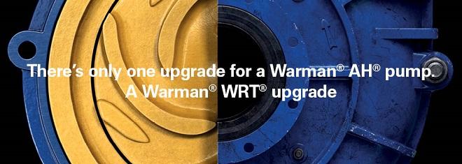 Weir Minerals Africa – Warman ® WRT ® upgrade