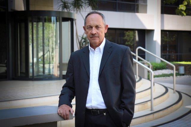 Dr Gustav Rhode, CEO at Zutari. Image credit: Zutari