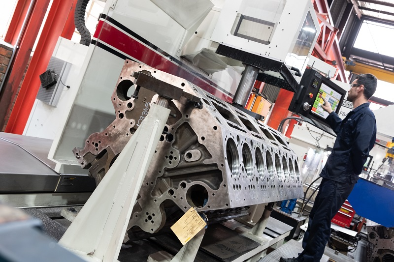 South African businesses using diesel engines must refocus on preventative maintenance and quality remanufacturing. Image credit: Metric Automotive Engineering
