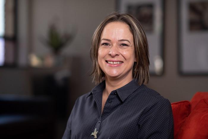 Wilna Hoffmann, business development manager, Multotec. Image credit: Multotec