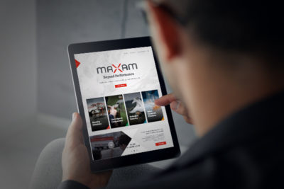 MAXAM has launched a new corporate website. Image credit: MAXAM