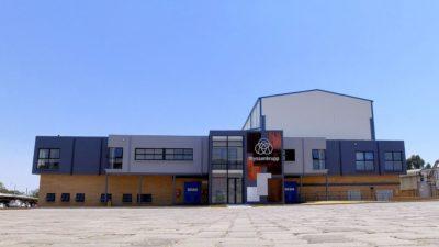 The thyssenkrupp Technical Training Academy in Chloorkop, Johannesburg. Image credit: thyssenkrupp
