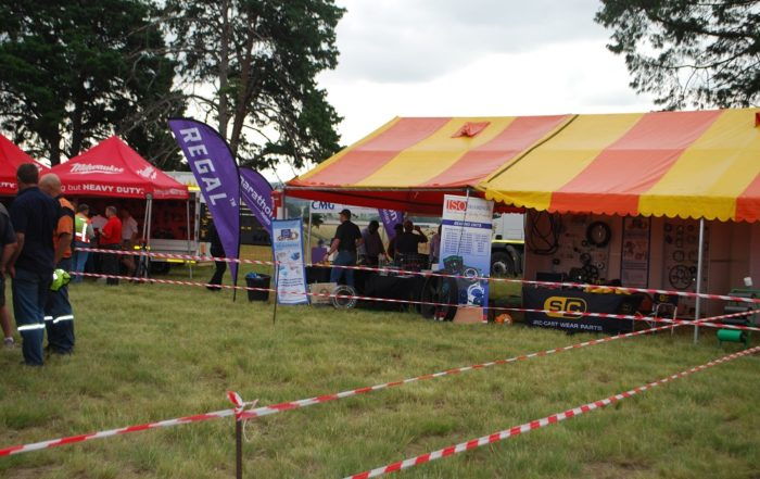 With a focus on Junior miners, the Bronkhorstspruit show was intimate and customised to their needs. Image credit: IMD