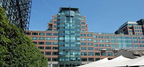 EBRD headquarters in London. Image credit: KHL