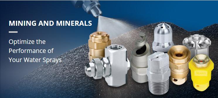 Spray Nozzles - Monitor Engineering (Pty) Ltd