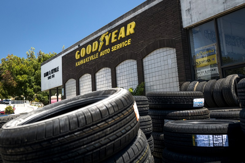 Goodyear has launched a new long haulage tyre. Image credit: Goodyear
