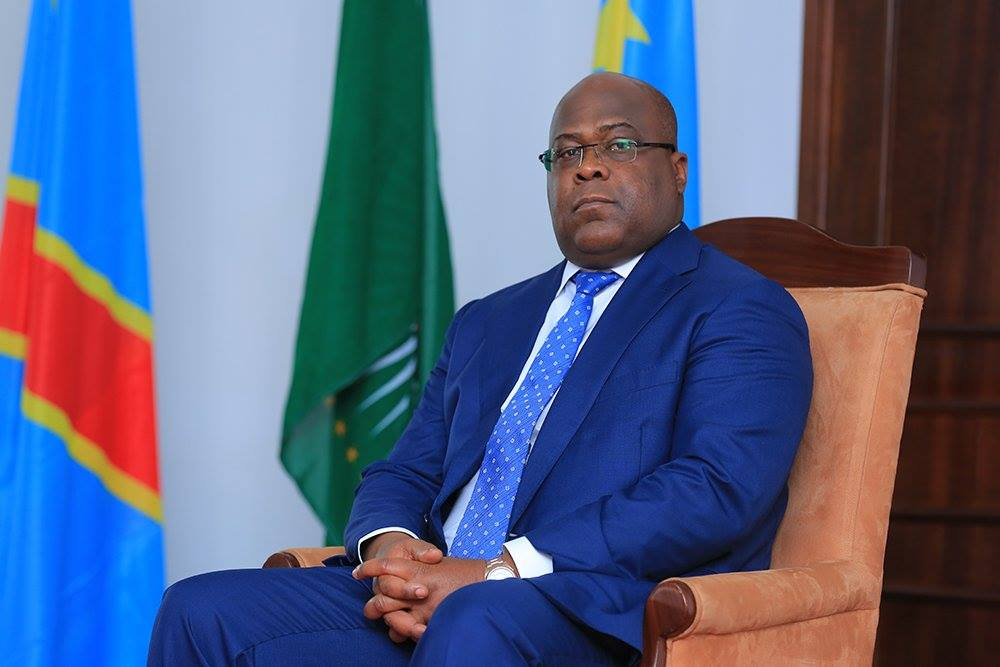 Félix Tshisekedi, President of the Democratic Republic of Congo (DRC) has confirmed his participation at the online conference. Credit: African Arguments