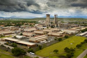 Northam Platinum's mining operations in Limpopo. Credit: MTE Exhibitions