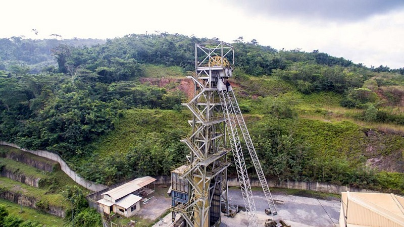 AngloGold Ashanti's Obuasi gold mine in Ghana. Photo by AngloGold Ashanti