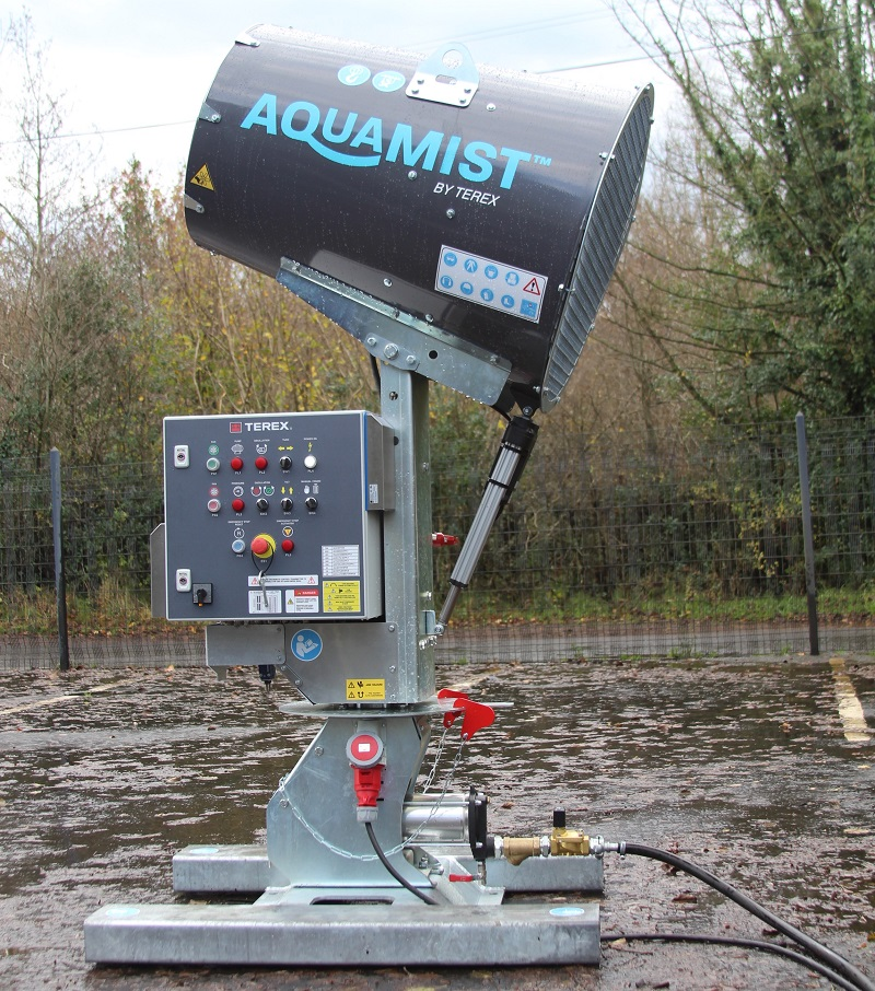 Aquamist by Terex. Photo by Terex
