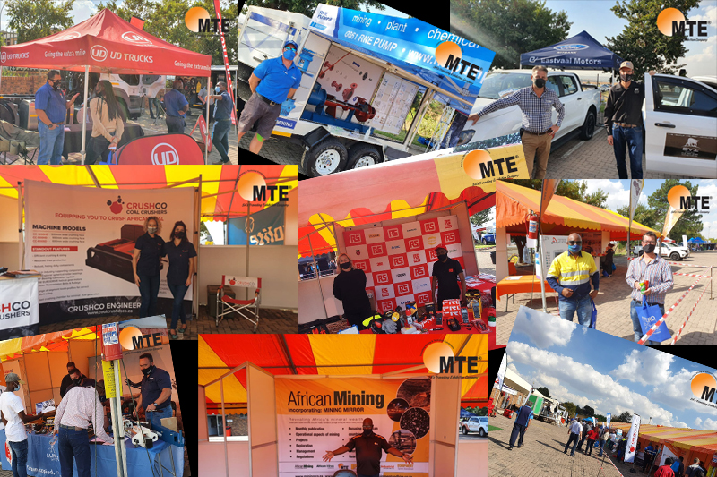 MTE Emalahleni (Witbank) 2021 pictures. Photos by MTE