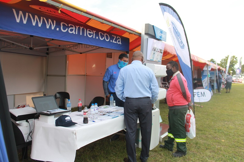 MTE Richards Bay Mining & Industrial Exhibition. Photo By: MTE Expos