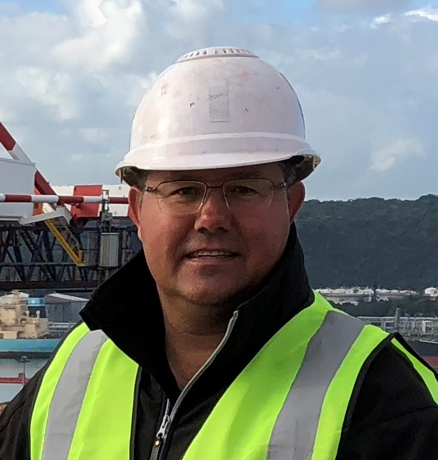 Ian Hewat, managing director at igus South Africa. Photo by igus South Africa