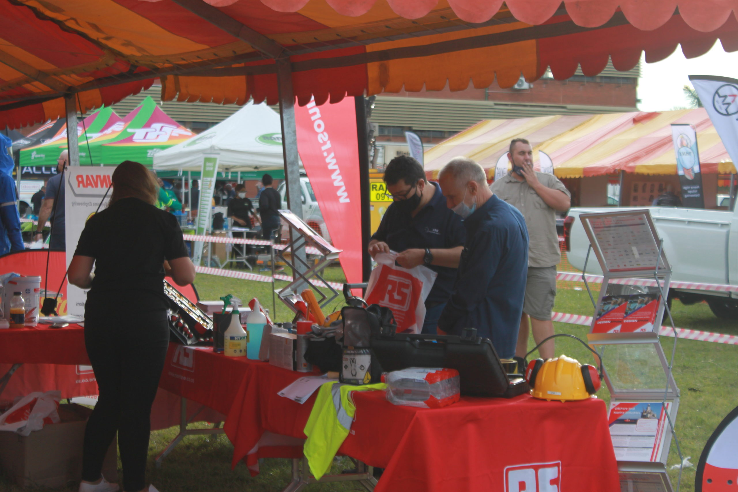 MTE Richards Bay Expo. Photo by: MTE