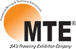 Mining and Technical Exhibitions taking the exhibition to the heart of the mine Logo