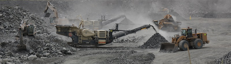 The Lokotrack LT120 mobile jaw crushing plant has been added to SPH Kundalila's crushing fleet at an opencast platinum mine near Rustenburg in South Africa's North West province. Photo credit: SPH