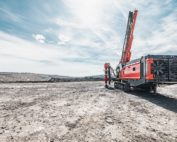 Sandvik Leopard DI650i RC. Photo credit: Sandvik Mining & Rock Solutions